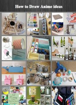 DIY Recycled Crafts Ideas screenshot 3
