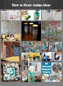 DIY Recycled Crafts Ideas screenshot 1