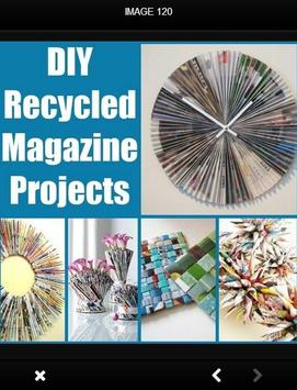 DIY Recycled Crafts Ideas screenshot 2