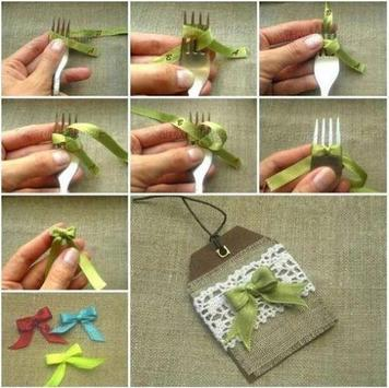 DIY ribbon craft Tutorial screenshot 7