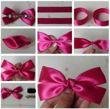 DIY ribbon craft Tutorial screenshot 3