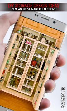DIY Storage Design Ideas poster