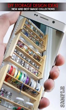DIY Storage Design Ideas screenshot 1