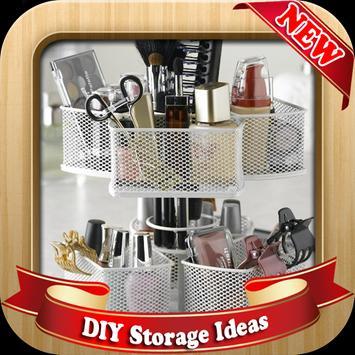 DIY Storage Ideas poster