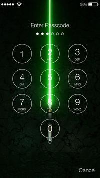 Light Sword Star Darth Password AppLock Security poster