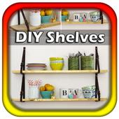 DIY Shelves Ideas icon