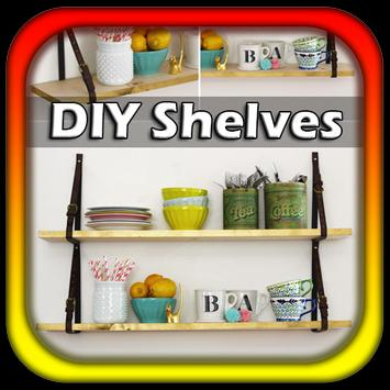 DIY Shelves Ideas poster