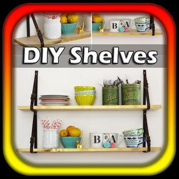 DIY Shelves Ideas screenshot 1
