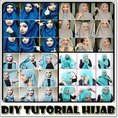 DIY Tutorial Hijab icon