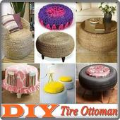 DIY Tire Ottoman icon