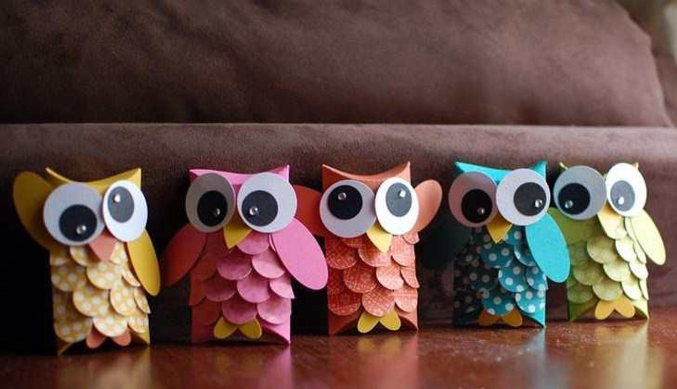 DIY Toilet Paper Rolls Crafts For Android