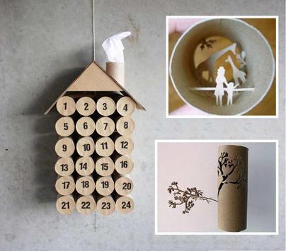DIY Toilet Paper Rolls Crafts screenshot 5