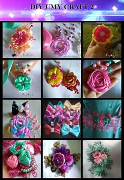 DIY Umy Craft Bross Hijab poster