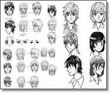 DIY Anime Art Drawing screenshot 3