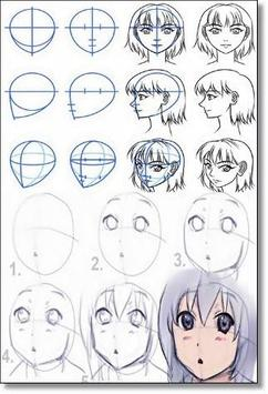 DIY Anime Art Drawing screenshot 9