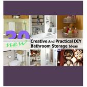 DIY bathroom ideas icon