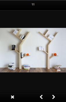 Bookshelf Design Ideas screenshot 7