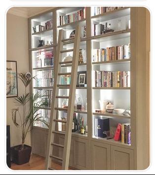Bookshelf Design Ideas screenshot 3