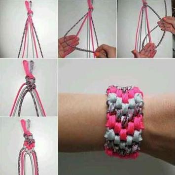 DIY Bracelet Idea screenshot 5