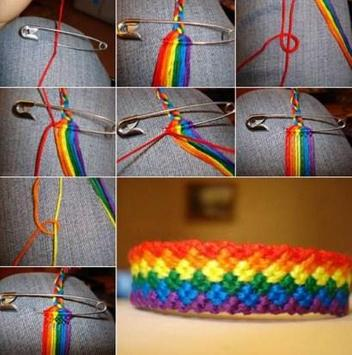 DIY Bracelet Idea screenshot 6