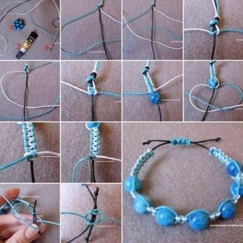 DIY Bracelet Idea screenshot 7
