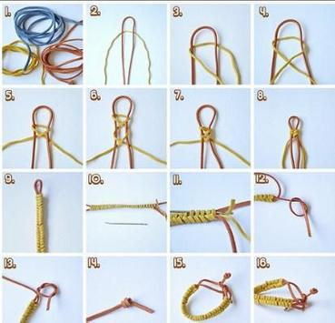 DIY Bracelet Idea screenshot 12
