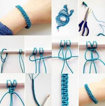 DIY Bracelet Idea screenshot 3
