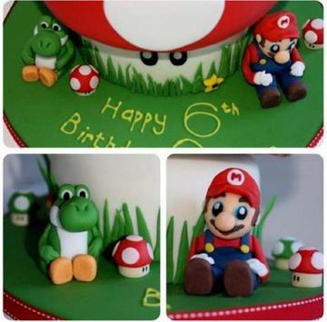 birthday cake decorating ideas screenshot 15