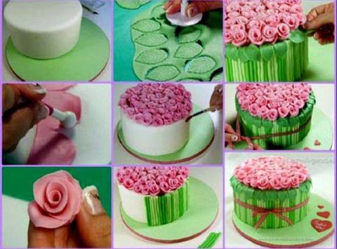 birthday cake decorating ideas screenshot 2