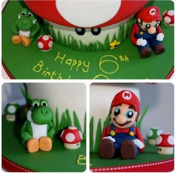 birthday cake decorating ideas screenshot 7