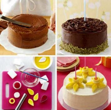 birthday cake decorating ideas screenshot 8