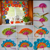 crochet mats rugs patterns icon