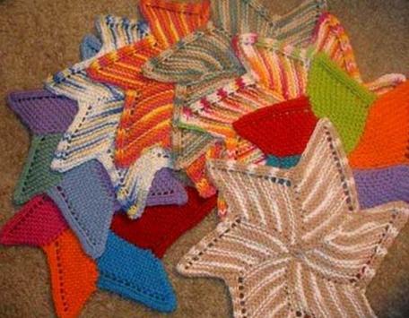crochet mats rugs patterns screenshot 3
