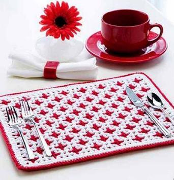 crochet mats rugs patterns screenshot 4