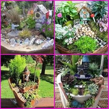 Design Children's Garden apk screenshot