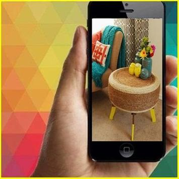 Handicrafts From Used Tires apk screenshot