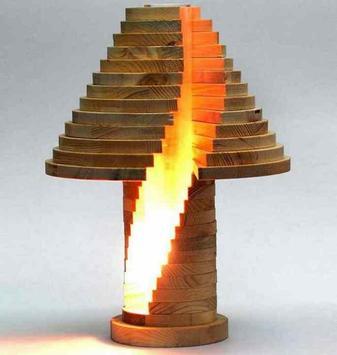 DIY lamp design poster