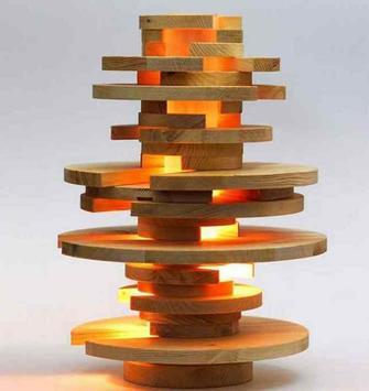 DIY lamp design apk screenshot