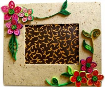 photo frame making recycled ideas screenshot 6