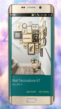 DIY Wall Decorations Ideas screenshot 3