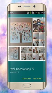 DIY Wall Decorations Ideas screenshot 2