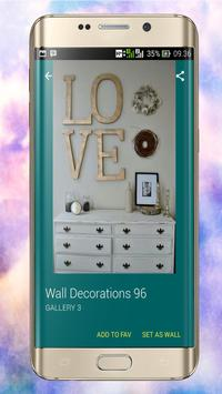 DIY Wall Decorations apk screenshot