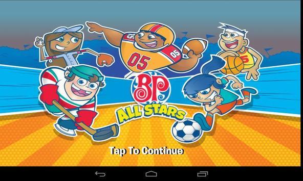 BP All Stars poster