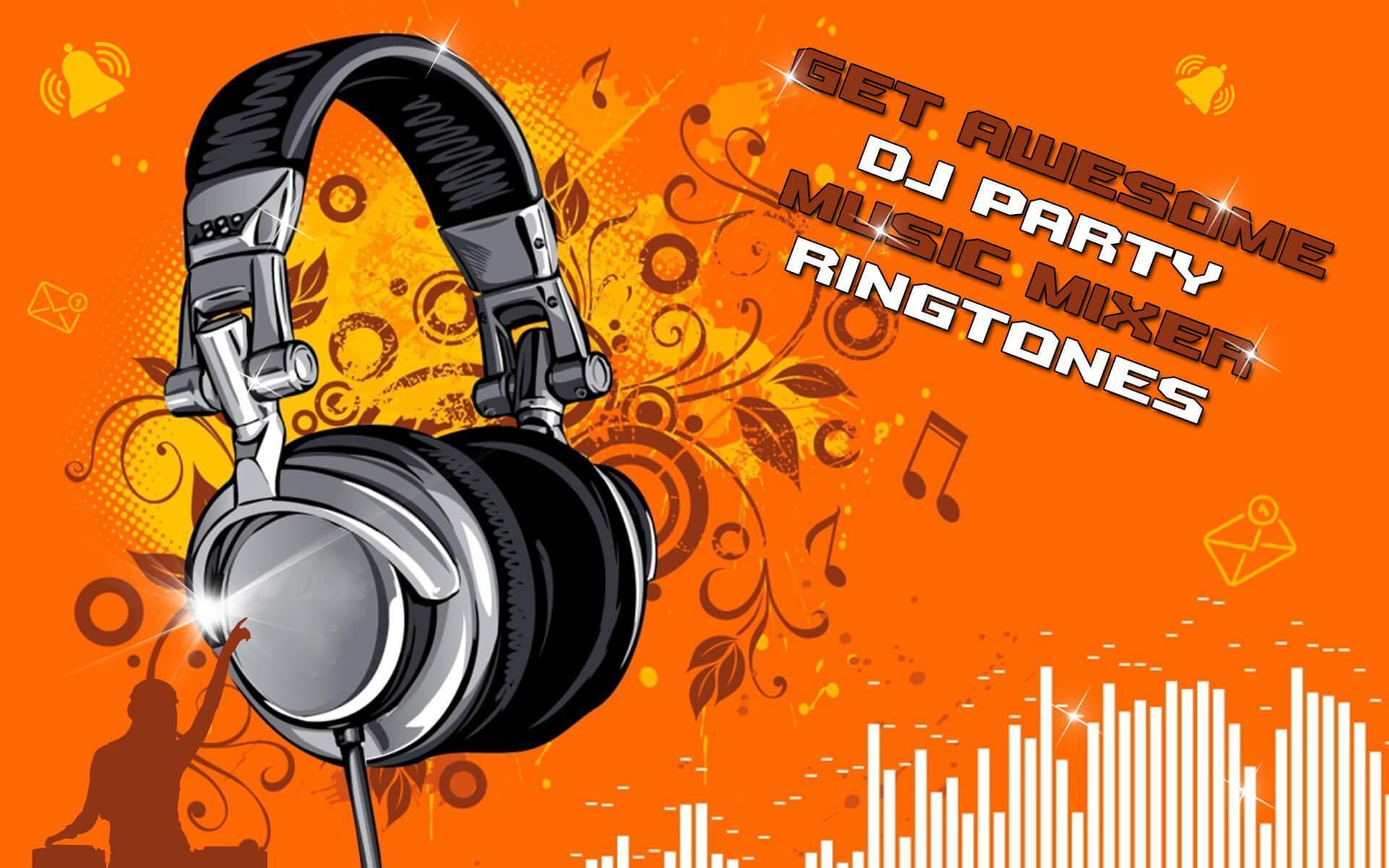 Best Techno Ringtones 🎧 DJ Music Sound App cho Android
