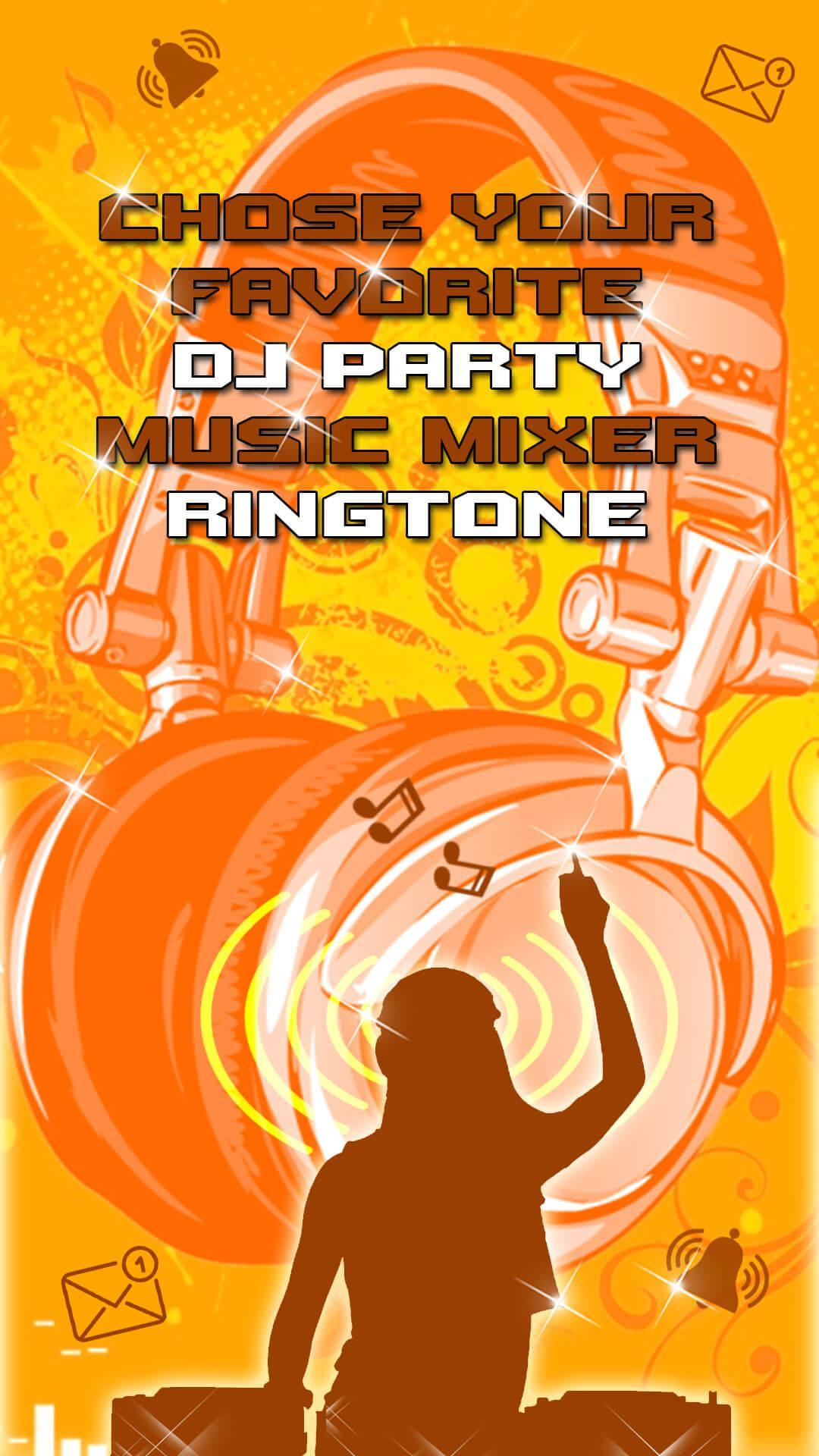Best Techno Ringtones 🎧 DJ Music Sound App pour Android