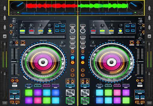 DJ Software : Music player & Mixer poster