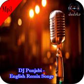 DJ Punjabi - English Remix Songs Mp3 icon