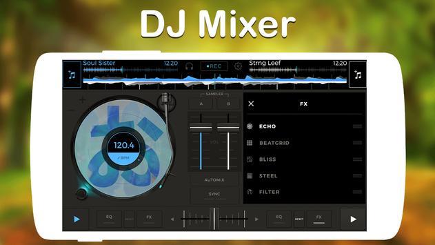Mobile DJ Mixer poster