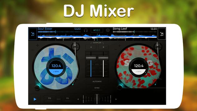 Virtual DJ Music Remixer poster