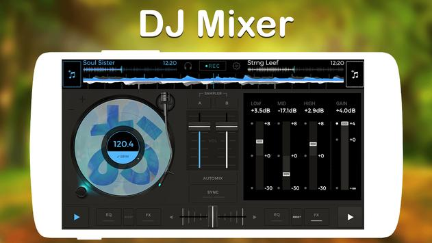 Virtual DJ Music Remixer screenshot 1